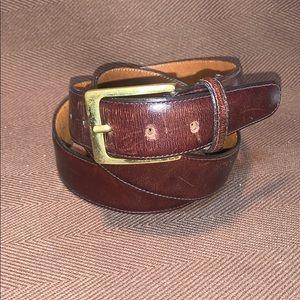 Trafalgar Cortina glove leather handmade in USA